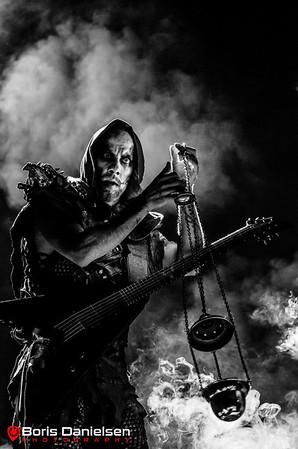Behemoth @ Tons Of Rock Festival 2016.