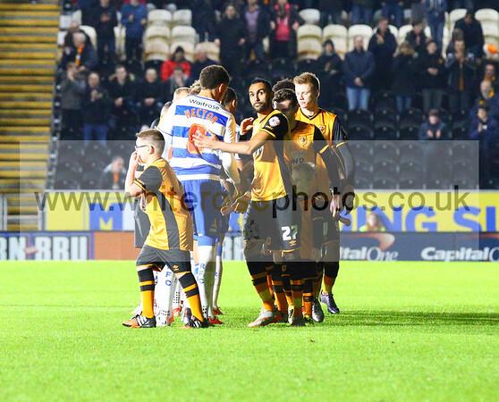 Hull City v Reading 16 - 12 - 15