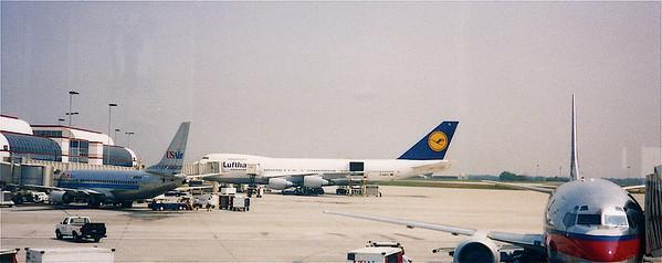 My Lufthansa Photographs