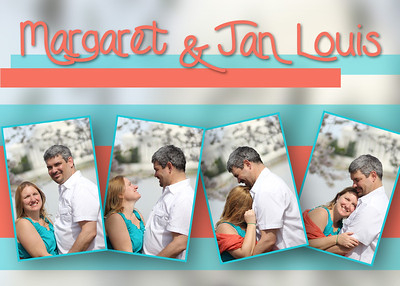 Engagement Collages