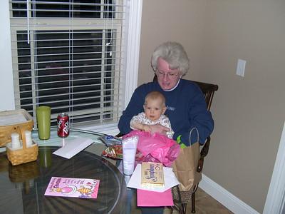 Grandma Leah is 55