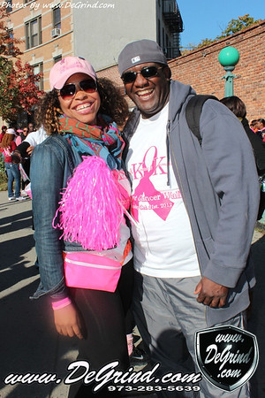 CANCER WALK 2012