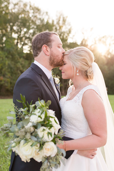 Amanda + Griffin | Wedding