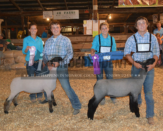 2017 Monroe County Fair - Animal Exhibitors