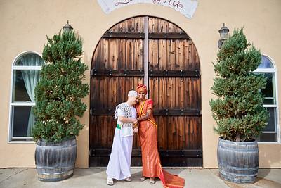 Hodan & Andrew / Hecker Pass winery, Gilroy