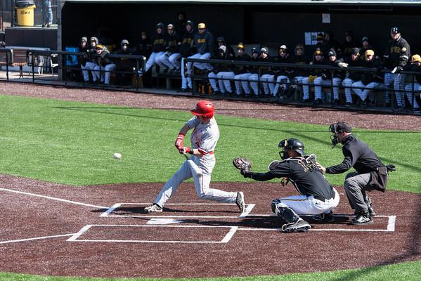 UNL vs IU Baseball 2014