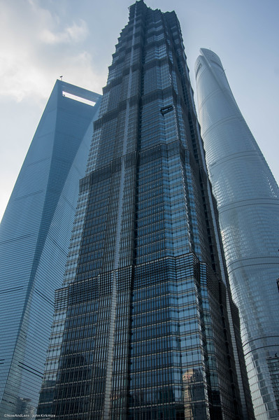 Big Three, Pudong