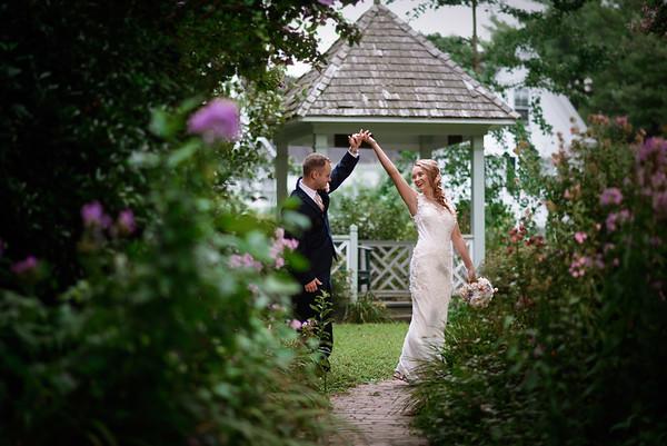 Jenna and Jame's Wedding, Pocomoke, MD