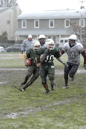 NHPark vs Kennedy football game 10-29-2011