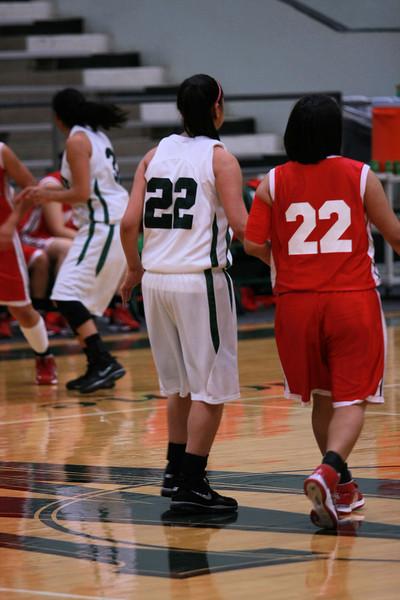 SW Girls Varsity vs Laredo Martin