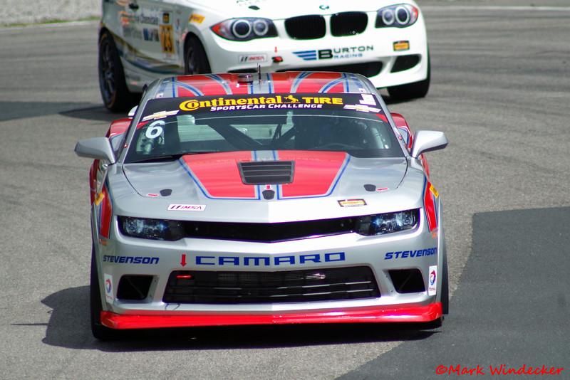 5th GS Robin Liddell/Andrew Davis Camaro Z/28.R