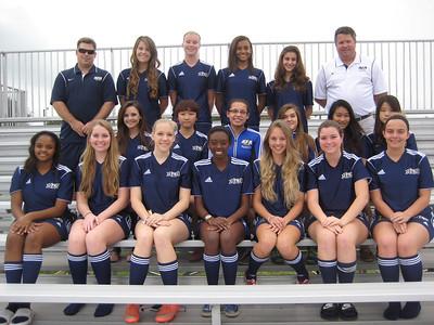 Varsity Girls Soccer 2014-15