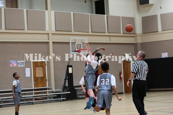 Upward Basketball February 18, 2016