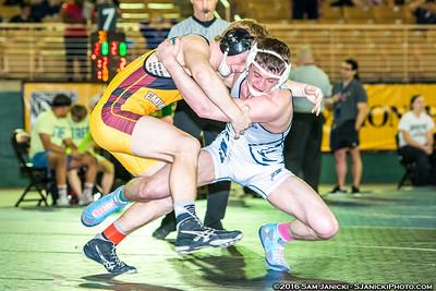 Round 6 Part 1 - Quarterfinals + Consolations - 2016 NCWA National Championships