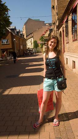 Sweden July 2009 - Ginka & Frank