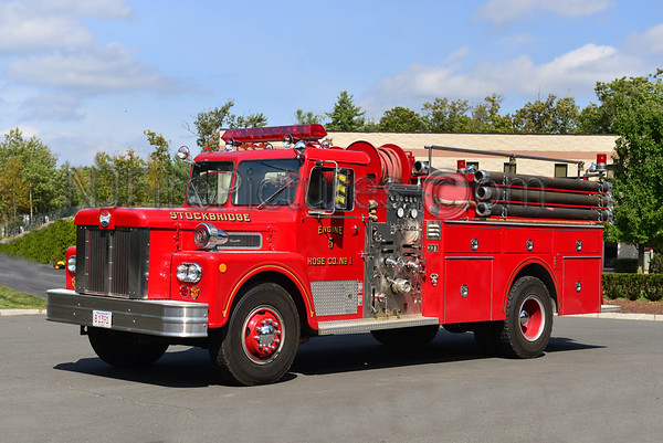 100 Years of Maxim Motors Fire Apparatus Muster