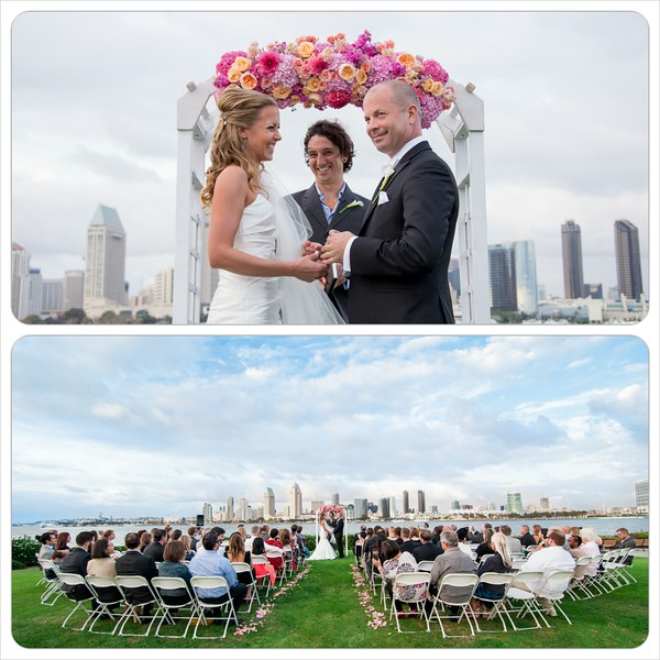 Coronado San Diego Wedding Photographer - close up and wide angle.jpg