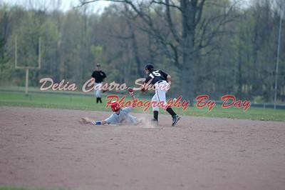 St. Clair JV Boys Baseball Ag. Lakeshore