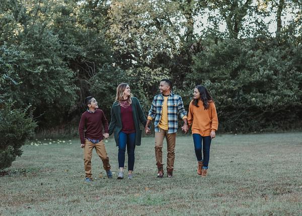Acosta Family 2018