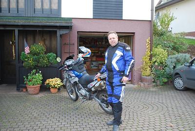 Motorcycle Adventure to Europe 2008 loose