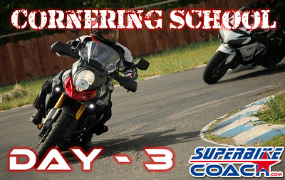 Cornering School Day 3