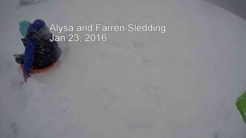 Alysa and Farren Sledding.mp4