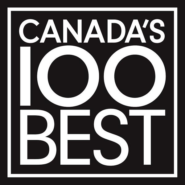 2017 - Canada's 100 Best Restaurants