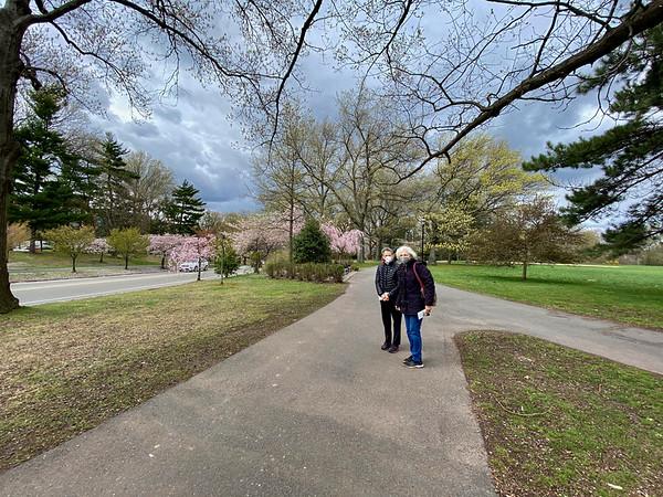 Branch Brook Park - Newark 2021