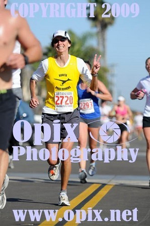 11/15/09 Silver Strand Half Marathon