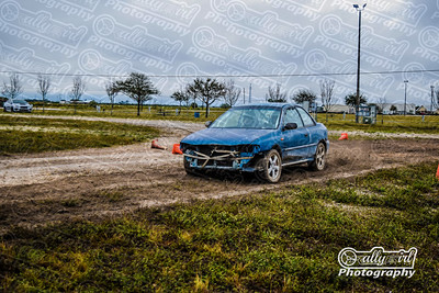MA #111 1997 Subaru Impreza- Richard - Black Flag Racing