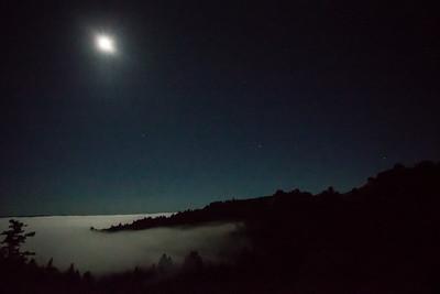 Airstrip at Night