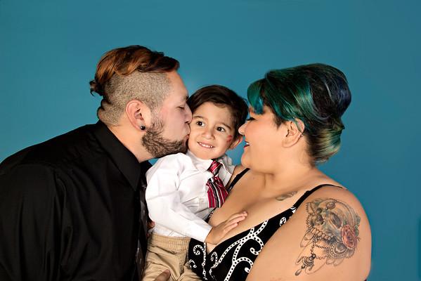 Mendias Family