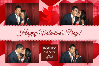 Bobby Van's Grill - Valentines Day 2014