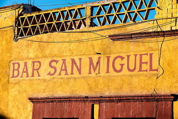 San Miguel Alledne, Mexico