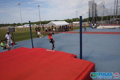 Class 3A - Field Events - Boys High Jump Finals