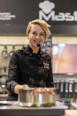 Live Cooking - NINA TARASOVA