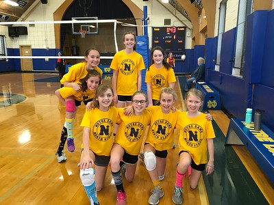 Volley for a Cause