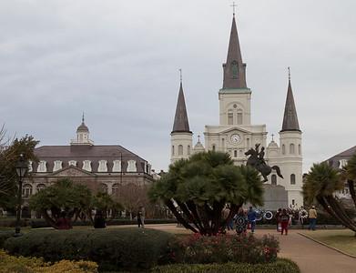 January - Louisiana