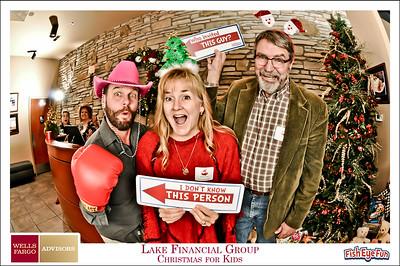 12/10/18 - Lake Financial Group Christmas for Kids