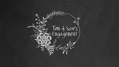 24.04 Tom and Sav's engagement party