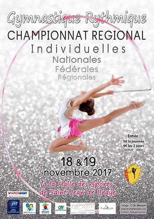 GR - Championnat Régional Indiv