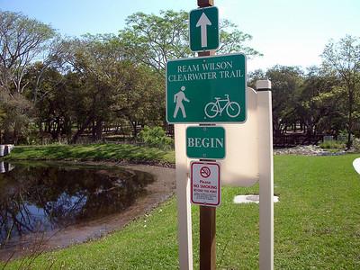 2008 Ream Wilson Bike Path March