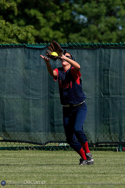 Bishop Hartley Vs. Licking Valley Girls Softball