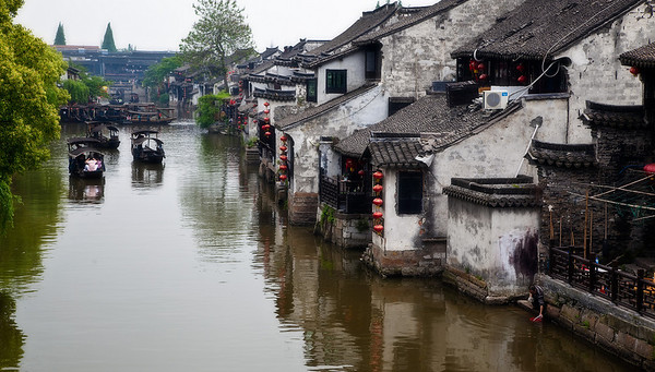Water Villages at SuZhou
