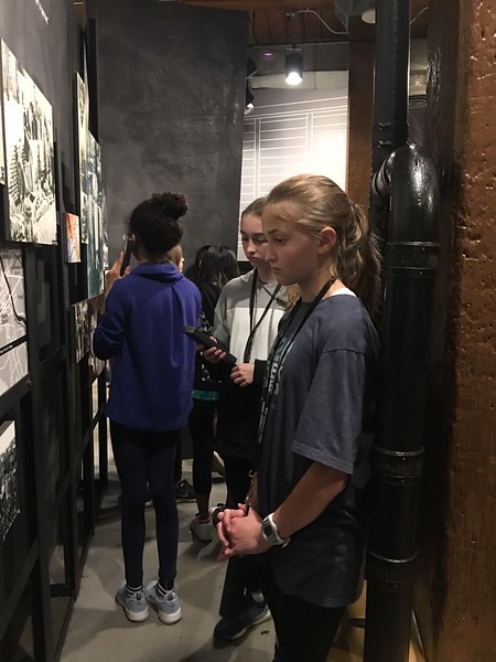 Sixth Grade Visit to Holocaust Museum