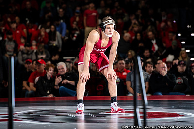 174-HWT & 125lbs - Ohio State Vs Stanford - 11-10-19