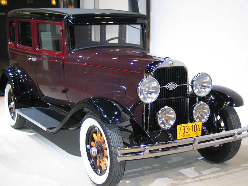 1930 Oldsmobile Model F-30