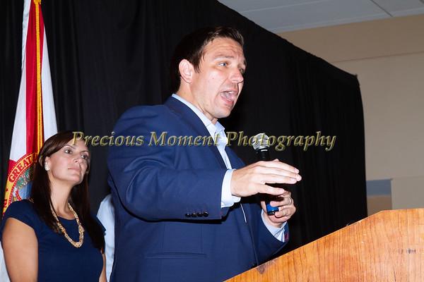Ron DeSantis for Governor - October 6th, 2018 - Palm Beach Convention Center
