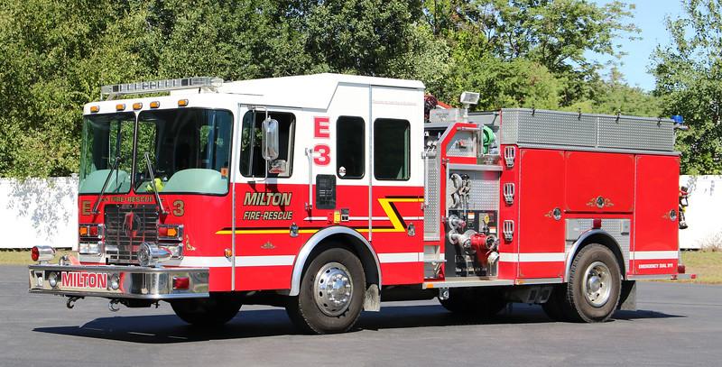 Engine 3.  2004 HME / Ferrara.  1500 / 1000
