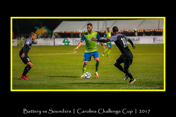 CCC | BATTERY vs Seattle Sounders | 2-18-17